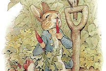 Beatrix Potter / by Kathryn Mallia