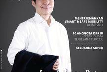"""Edisi 129 - Oktober 2014 / Ismed Hasan Putro SANG """" PENDOBRAK """""""