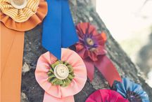 DIY Flowers & Medallions