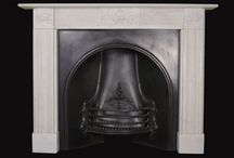 Domestic Restored Victorian Fireplaces / A selection of some of our restored Victorian fireplaces