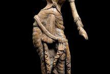 Gandhara Women / Women Gandhara