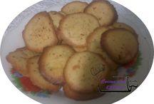 Galletas de tè / Galletas hechas con tè, ricas y diferentes