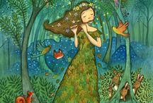 Children's Illustrations by Emma Allen Illustrator / children's illustrations