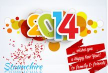 New Year 2014 / Wishing you a fabulous 2014 with full of great achievements and experiences.