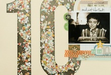 scrapbooking layouts / by Kat Randall