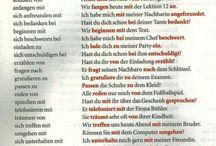 Német nyelvleckék