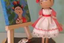 Frida / by Sharri Desplaines-Santana