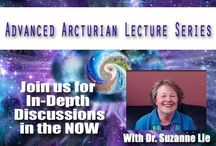 Advanced Arcturian Lecture Series / We have asked Suzille to give an Advanced Arcturian Lecture Series because It is the NOW to be your Multidimensional SELF - not only in your meditations, but also in your daily life.