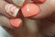 Nails / Gel nail designs