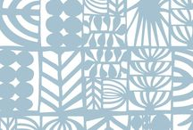 Pattern Design / A selection of pattern designs that inspire me.