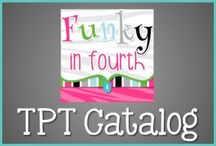 T3 Funky in Fourth's TPT Store