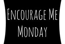 Encourage Me Monday / Every Monday, visit the Encourage Me Monday pinboard and add your Blog posts, scriptures, links to songs on youtube or anything else that will encourage members in their relationship with God, their purpose or their calling.  If you are on twitter or instagram, post your encouragement there too.  Use #CWAEncourage