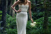 Kristy Ferrari's Bridal Portfolio / Amazing artists working with beautiful Brides and Bridal Couture........
