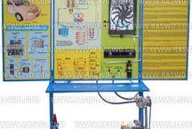 Trainer Sistem Air Conditioner ( AC ) / Trainer Sistem Air Conditioner ( AC )