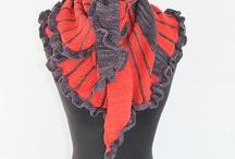 sciarpe scialli guanti