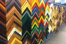 Custom Framing / Available in our West Columbia store!