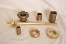 BRASS BUSHING / We assure that all parts which we supply are totally compatible and interchangeable with the corresponding original part and all critical dimensions and tolerances are in accordance with original equipment specifications.