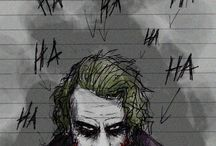 Quinn, Joker and others