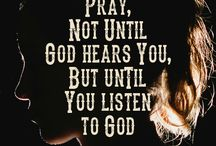 Are you really listening to God!