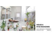 Ryue Nishizawa_House A & Garden and House