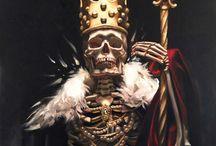 Death & Skulls