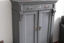 meubels pompen krijtverf