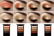 Broen eye shadow