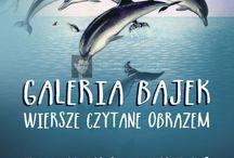 "Премьера книги ""Galeria Bajek. Wiersze czytane obrazem"" ( 2015 г. )"