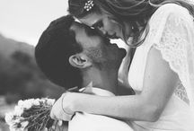 Weddings we're inspired by... / Beautiful brides. Cool grooms. Stylish rendezvous...