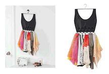 Inspiration: Silk fabrics