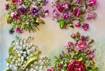 dombor virágok