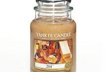 Svíčky Yankee Candle /  Candles Yankee