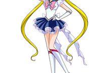 Sailor Moon Crystal FanArt Marco Albiero