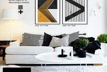 Wall Art Pairs