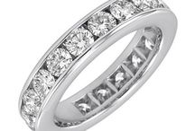 14k Gold Channel-Set Diamond Eternity Band (3 cttw, I-J Color, I2-I3 Clarity)
