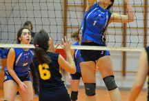 III divisione F vs CSI Casalecchio / Foto della partita fra la III divisione femminile della YZ volley ed il CSI Casalecchio