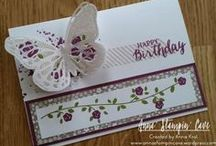Floral Wings Stampin Up