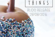 allthelilthings / online magazine coming soon  - DIY- food - art - beauty - fun -