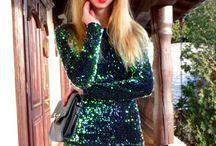 Newest women's summer dress / by Emily Dandial