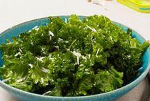 Salads & Veggies / by Jennifer Denniston Milburn
