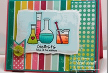 Chem. 101 / by There She Goes Clear Stamps