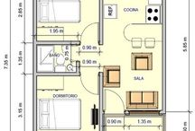 Small houses Plan