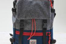 Backpacks / Shoulder Bags etc.