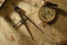 Πυξίδες & Χάρτες - Compasses & Maps
