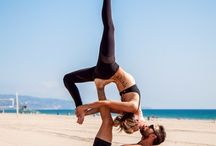 yoga couples
