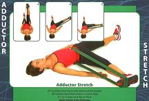 Lateral & Posterior Stretches & Exercises