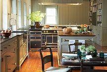 kitchens / by Lana Lansford Somerville