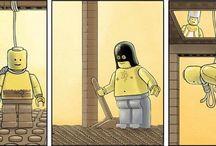 Lego / Qualquer coisa sobre lego