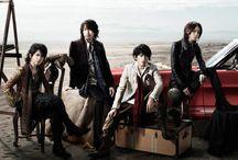 Grupos Rock Japoneses