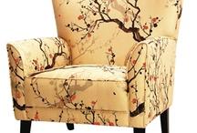 chairs / křesla